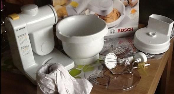 Bosch Küchenmaschine Mum 4427 Bedienungsanleitung 2021