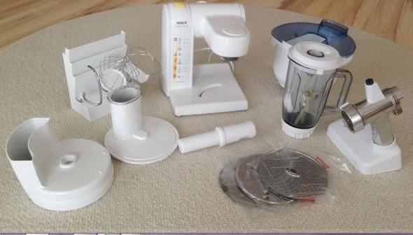 Bosch MUM4655EU im Test: Küchenmaschinen im Vergleichstest (2018)